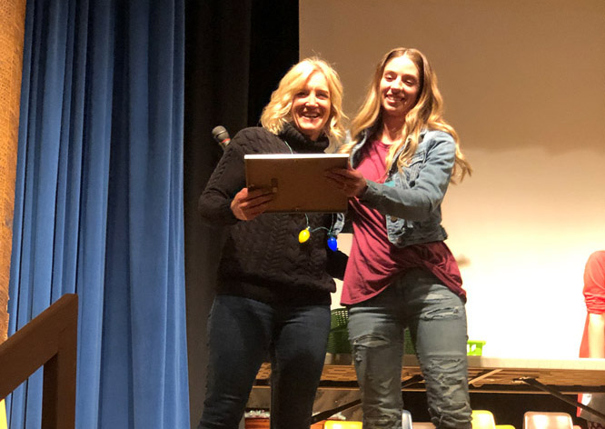 Jennifer Brown - Idaho CapEd Foundation Teacher Grant Winner